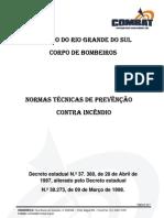 Decreto Estadual 37380-97 e 38273-98