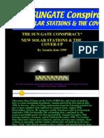 Ananda Bosman - SunGate Conspiracy