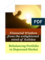 Rebalancing Portfolio in Depressed Market - 0810-008A
