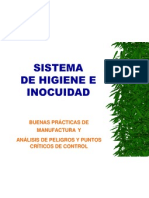 SISTEMA BPM-HACCP ASOCAÑA