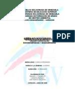 UC Programa BioSociodiversidad PFGGA