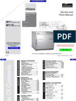 m9 Sterilizer Autoclave User Manual