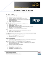 Cisco-Voice-Notes-Part-1