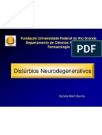 Patologias neurodegenerativos