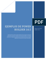 Ejemplos Power Builder 10.5