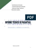 Informe de Pasantias.microservice 1con Correcciones (Reparado)Listo.sin Anexos