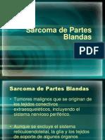 Sarcoma de Partes Blandas