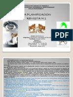 PLANIFICACION REVISTA 1