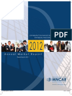 MNCAR 2012 Annual Market Report
