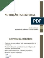 Nutrição Parenteral.1