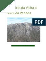 Relatório da Visita a Serra da Peneda
