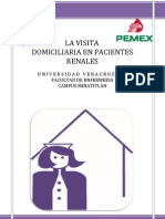 La Visita Domiciliaria en Pacientes Renales1