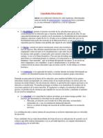 Ficha de Capacidades físicas básicas