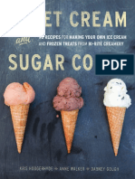 Recipes and Excerpt From Sweet Cream and Sugar Cones