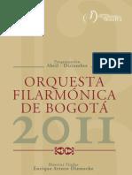 FILARMONICA DE BOGOTA
