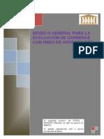 Modelo General Evaluacion