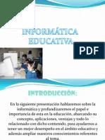 Exp de a en La Educacion Grupo 02