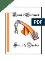 Letra de Cambio - Derecho Mercantil Grupo 1