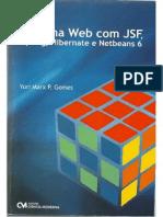 JAVA Na WEB Com JSF + Hibernate + Spring