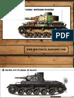 German Medium Tanks - Mittlere Panzers