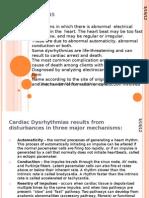 Dysrhythmias Final