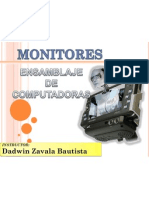 4 - MONITORES