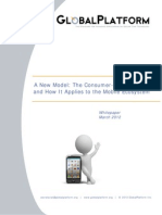 Consumer Centric Model White Paper Mar 2012