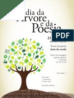 Cartaz Dia Arvore Poesia