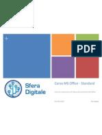 [Corsi Base] MS Office - Standard - 20120318