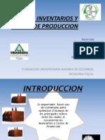 Ciclo de Inventarios y Costos de Produccion