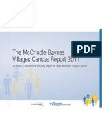 McCrindle Baynes Villages Census 2011 Summary