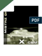 [pl] xcom - podrecznik mistrza gry