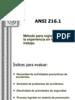 ANSI-Z16-1