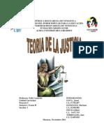 TEORIA DE JUSTICIA