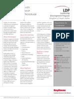 Kingdom of Saudi Arabia Leadership Development Program Internship