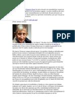 Freeman Dyson Calentamiento Global No Es Un Problema