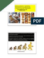 1a Evolucion de La Alimentacion