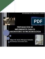 MODULO 1 - Preparacion de Implementos Para El Lab Oratorio de Microbiologia