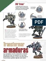 Trans for Mar Armaduras Tau
