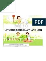 Bai 10 Li Tuong Song Cua Thanh Nien