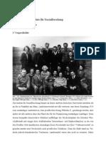 Institut für Sozialforschung_geschichte