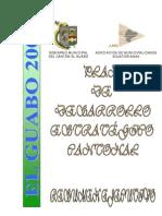 Plan de Desarrollo Canton El Guabo