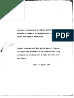Evaluación de insumos educativos en la Facultad de Contaduría y Administración de la UNAM, usando funciones de producción