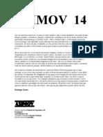 Varios - Asimov Nro 14 - Seleccion de Los Mejores Relatos de Ciencia Ficcion [Rtf]