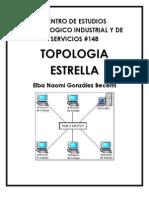 TOPOLOGIA ESTRELLA
