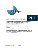 SAP Materials Management Sample Chapter Purchase Requisition Release by ERPtips