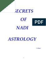 Secrets of Nadi