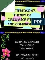 GOTTFREDSON'S THEORY