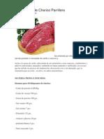 Elaboración de Chorizo Parrillero