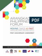 Arangkada Philippines Assessment